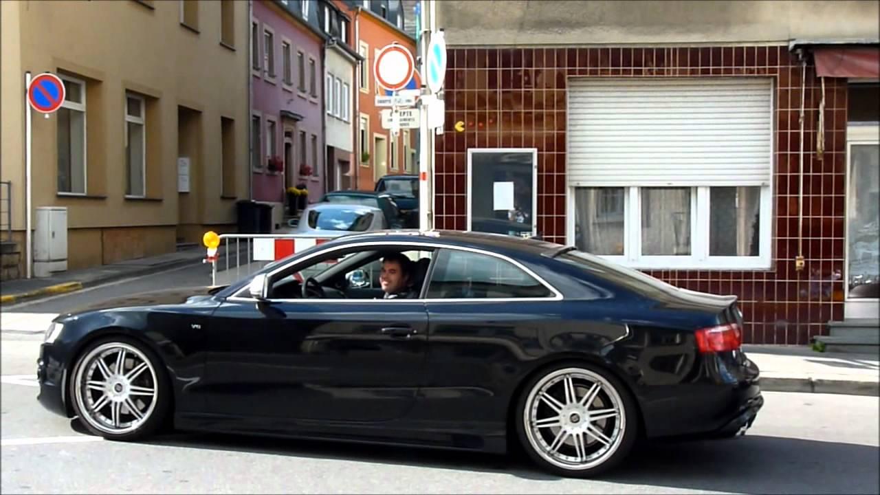Audi s5 Rieger