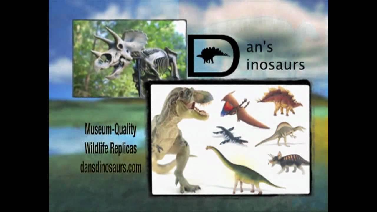 Evolution Dinosaurs Pbs Dan's Dinosaurs tv Spot Pbs