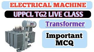 IMPORTANT MCQ OF TRANSFORMER | ELECTRICAL VISION |
