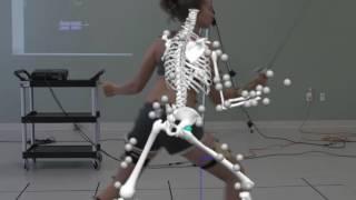 Tracking fencing sword nuances through motion capture