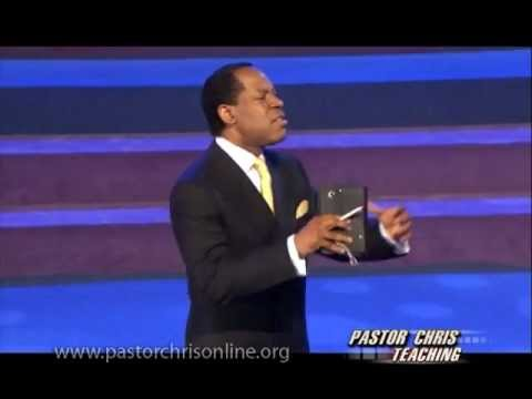Pastor Chris Teaching Episode 35 - Communion Of The Spirit video