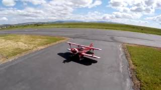 Chasing Chris Walsh Pitts Inverted Flat Spins 2017 04 10
