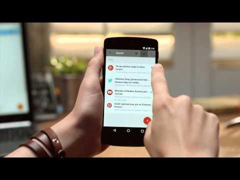 """""""Inbox"""", la app de Google para organizar tu correo"""