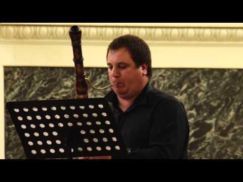 Фаш, Иоганн Фридрих - Концерт для гобоя, скрипки, струнных и b.c. ре минор