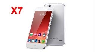 ZTE Blade Z7/X7 обзор алюминиевого смартфона за 10.000р он же D6/V6