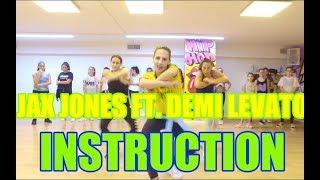 Download Lagu Jax Jones - Instruction ft. Demi Lovato, Stefflon Don|Shaked David Choreography Gratis STAFABAND