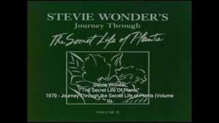 Watch Stevie Wonder The Secret Life Of Plants video