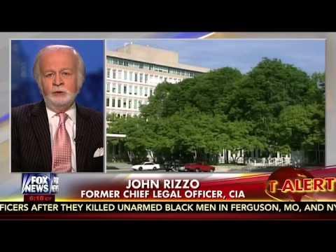 Fmr. CIA Lawyer: Senate Interrogation Report 'Unfair and Preposterous'