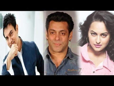Aamir Khan targets Salman Khan, Arjun Kapoor and Sonakshi Sinha not invited to Arpita Khan's wedding