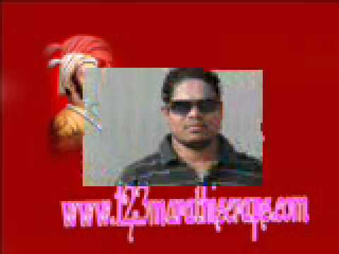 Marathi Song. Dj Yogesh video