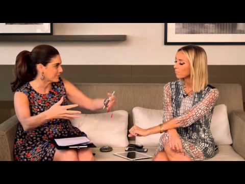 Frankly Speaking - Jackie Frank meets Giuliana Rancic (Dec 2014) Part 1 of 2