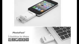 i-FlashDrive Review_ External Backup Solution for iDevice