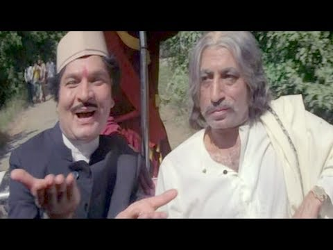 Isi Ka Naam Zindagi - Part 2 Of 15 - Aamir Khan - Pran - Top 10 Comedy Movies