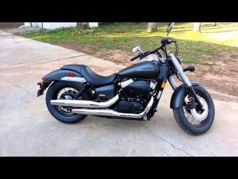 2013 honda shadow 750 phantom