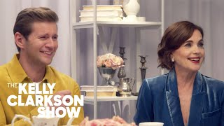 The 'Downton Abbey' Cast And Kelly Play 'Sip It And Spill It' (Extended) | The Kelly Clarkson Show