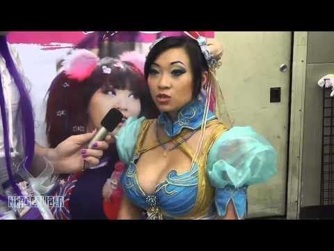 Yaya Han Interview - Otakon 2012