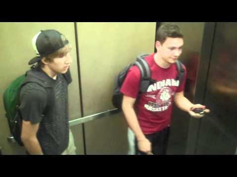 ELEVATOR SCREAMING 3 Music Videos