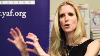 Ann Coulter on Why Immigration Is the Only Issue That Matters