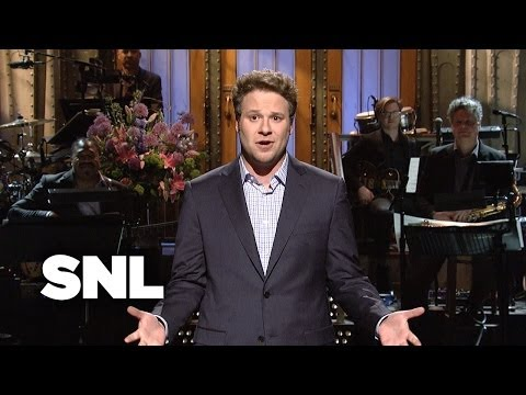 Rogen Journal Monologue - Saturday Night Live