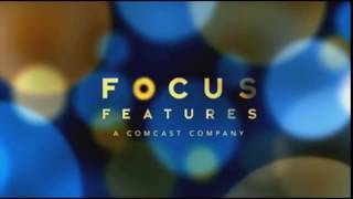 "Focus Features - Intro|Logo: ""Collapse"" (2018)