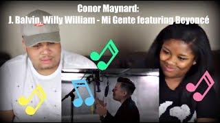 download lagu Conor Maynard: J. Balvin, Willy William - Mi Gente gratis