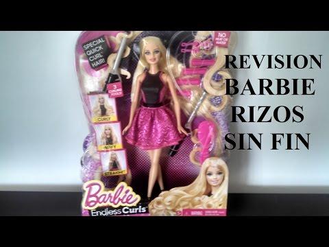REVISION BARBIE RIZOS SIN FIN / BARBIE ENDLESS CURLS DOLL