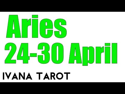 ❤️ DO NOT HESITATE Aries Weekly Reading 24 - 30 April 2017