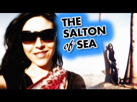 The Salton of Sea with Bianca Te Rito: Travel Vlog