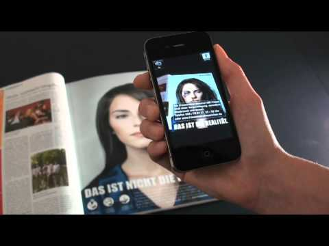 Domestic Violence - Augmented Reality Campaign 2010
