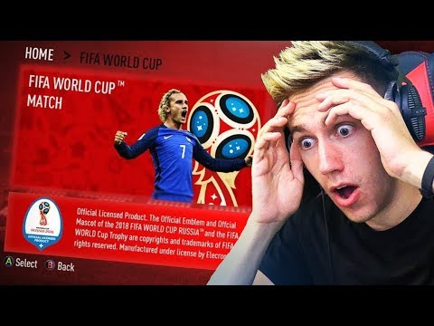 FIFA 18 WORLD CUP MODE   Presented By EA