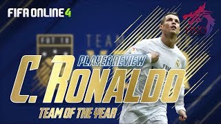 FO4 review | Cristiano Ronaldo TOTY - Clip nhảm & thông báo chuyện quan trọng