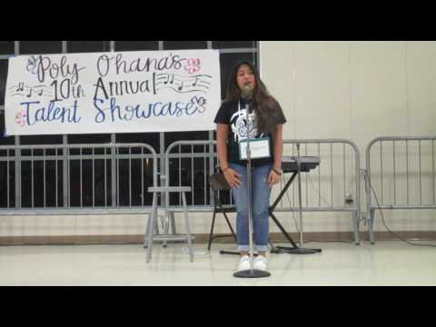 MTHS Poly Ohana 10th Annual TSC - Analisa Viloria
