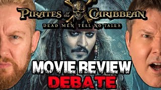 PIRATES OF THE CARIBBEAN: DEAD MEN TELL NO TALES Movie Review - Film Fury
