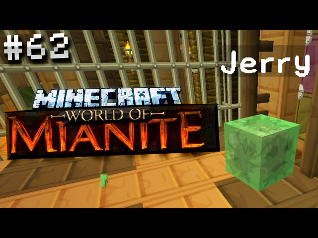 JERRY LIVES! (Minecraft Mianite Ep. 62)