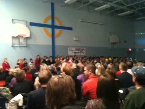 J.L. Jordan Catholic School LTBK announcement