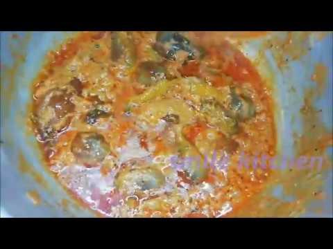 பிரியாணி,புலாவுக்கேற்ற பாய் வீட்டு  கத்தரிக்காய் கிரேவி Muslim Style Brinjal Curry for Biryani