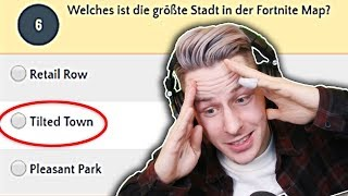 Wie gut kenne ich FORTNITE???