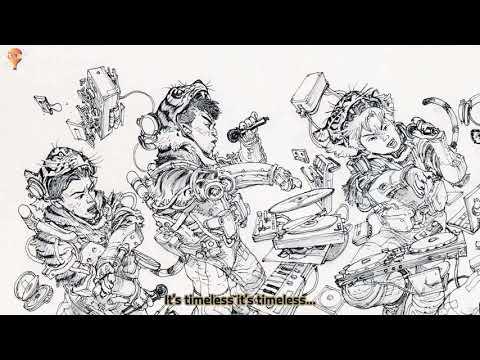 [JUSTBANGTANVN][VIETSUB]Drunken Tiger - Timeless Feat RM Of BTS