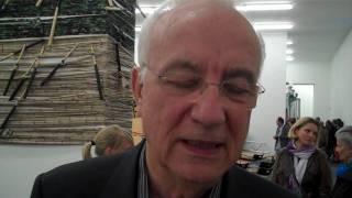 Fritz Pleitgen zum Start der Local Hero Woche in Duisburg