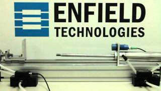 Dynamic Positioning from Ultrasonic Sensor - Enfield Technologies