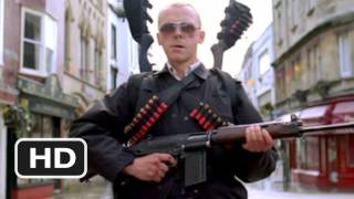 Hot Fuzz Official Trailer #1 - (2007) HD