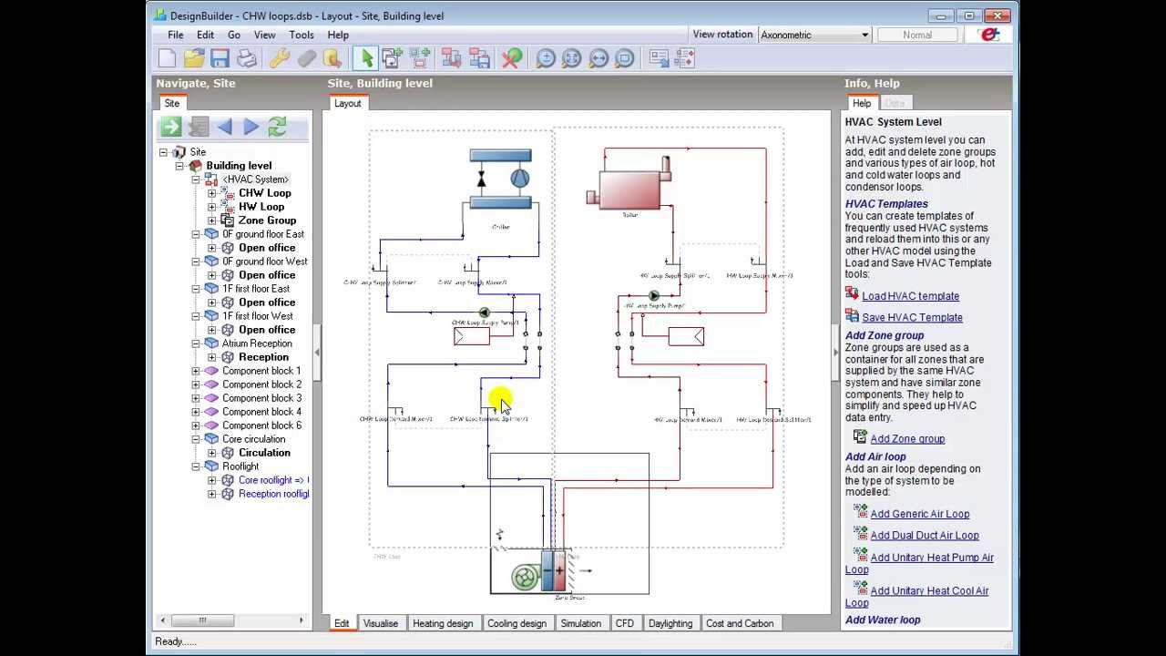Watch on piping diagram