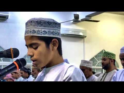 Usama Zehri Latest Taraweeh Prayer in Oman Ramadan 2018 | اسامہ زہری