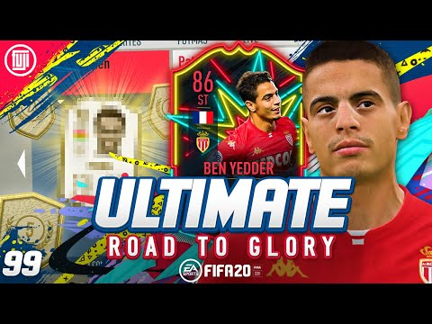 TAKE THESE ICON SWAPS! ULTIMATE RTG #99 - FIFA 20 Ultimate Team Road to Glory