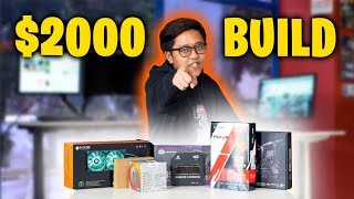 $2000 Gaming PC Build