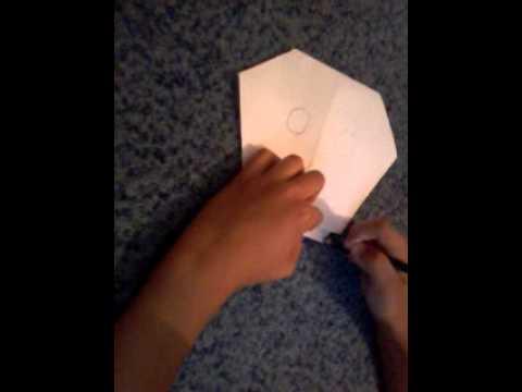 Как сделать скелета из бумаги