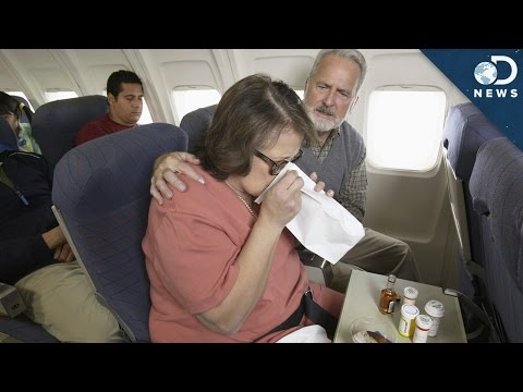 Why Flying Makes You Feel Sick video