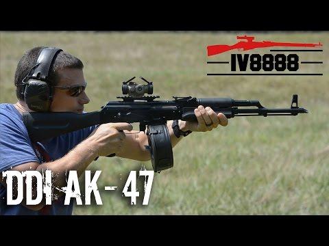 DDI AK-47 First Look