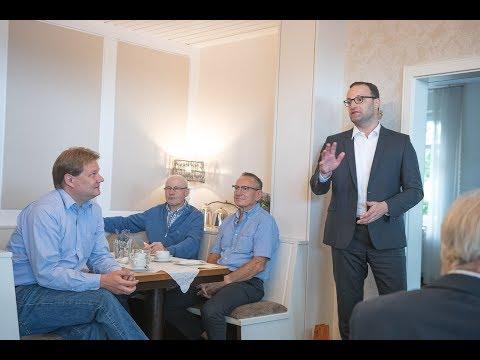 Politisches Frühstück mit Jens Spahn in Kirchhellen