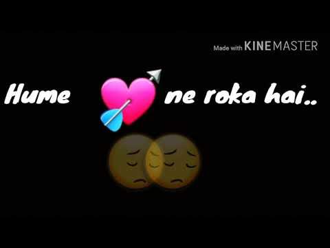 Whatsapp Status Is Dil Ko Humne Nahin, Hume Dil Ne Roka Hai From Soni Soni - Holi Song | Mohabbatein